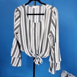 Altar'd State long sleeve blouse